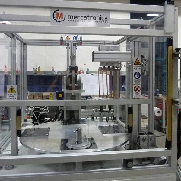 macchine assiemaggio riduttori
