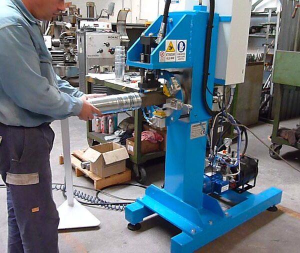 lavorazioni tubo meccatronica