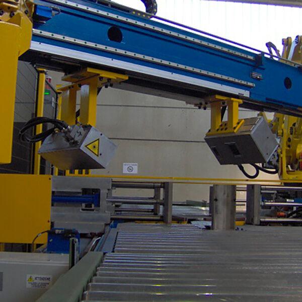 macchine di test e misura meccatronica